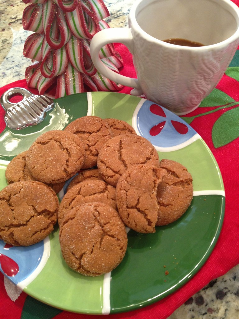 ginger cookies 12
