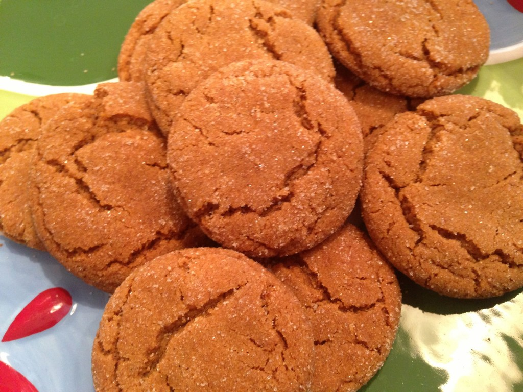 ginger cookies 2