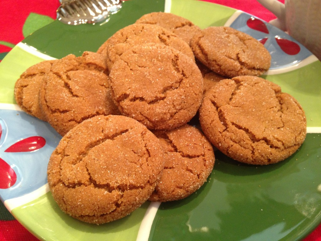 ginger cookies 3