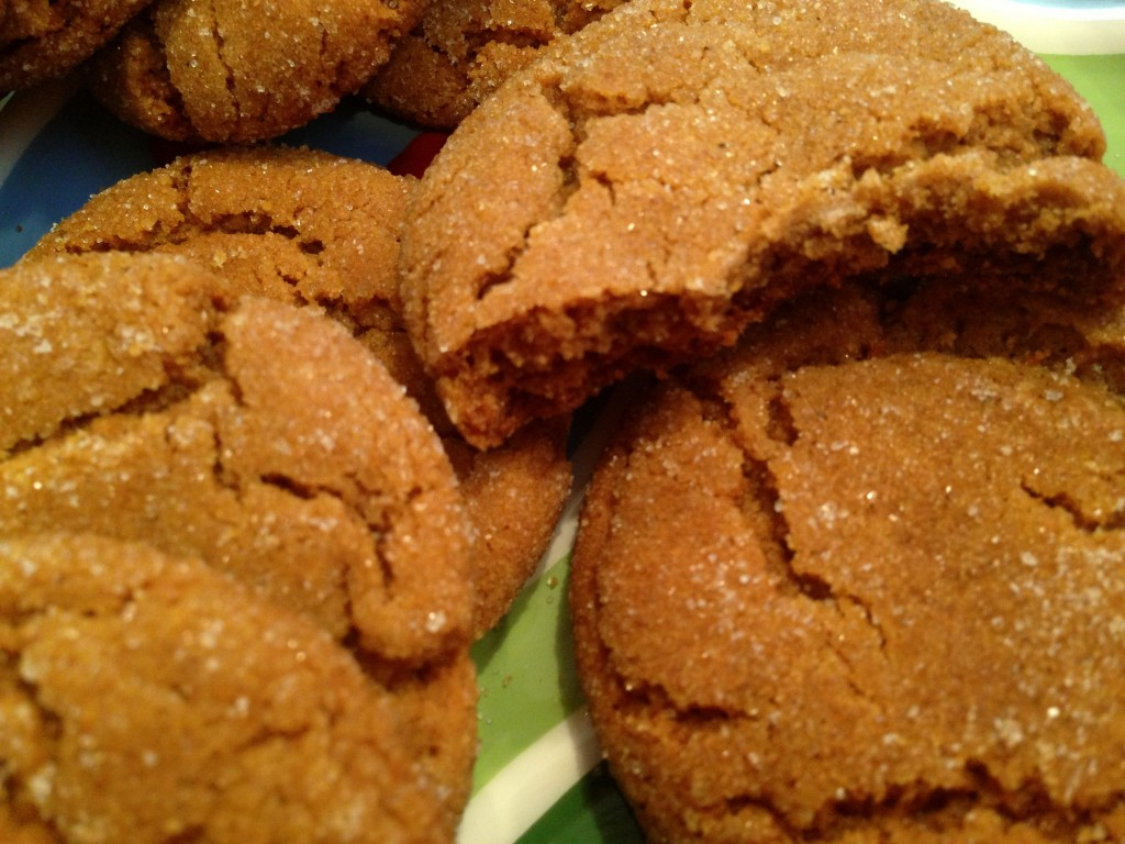 ginger cookies 9