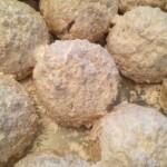 Snowball Cookies/Cookie Balls Recipe