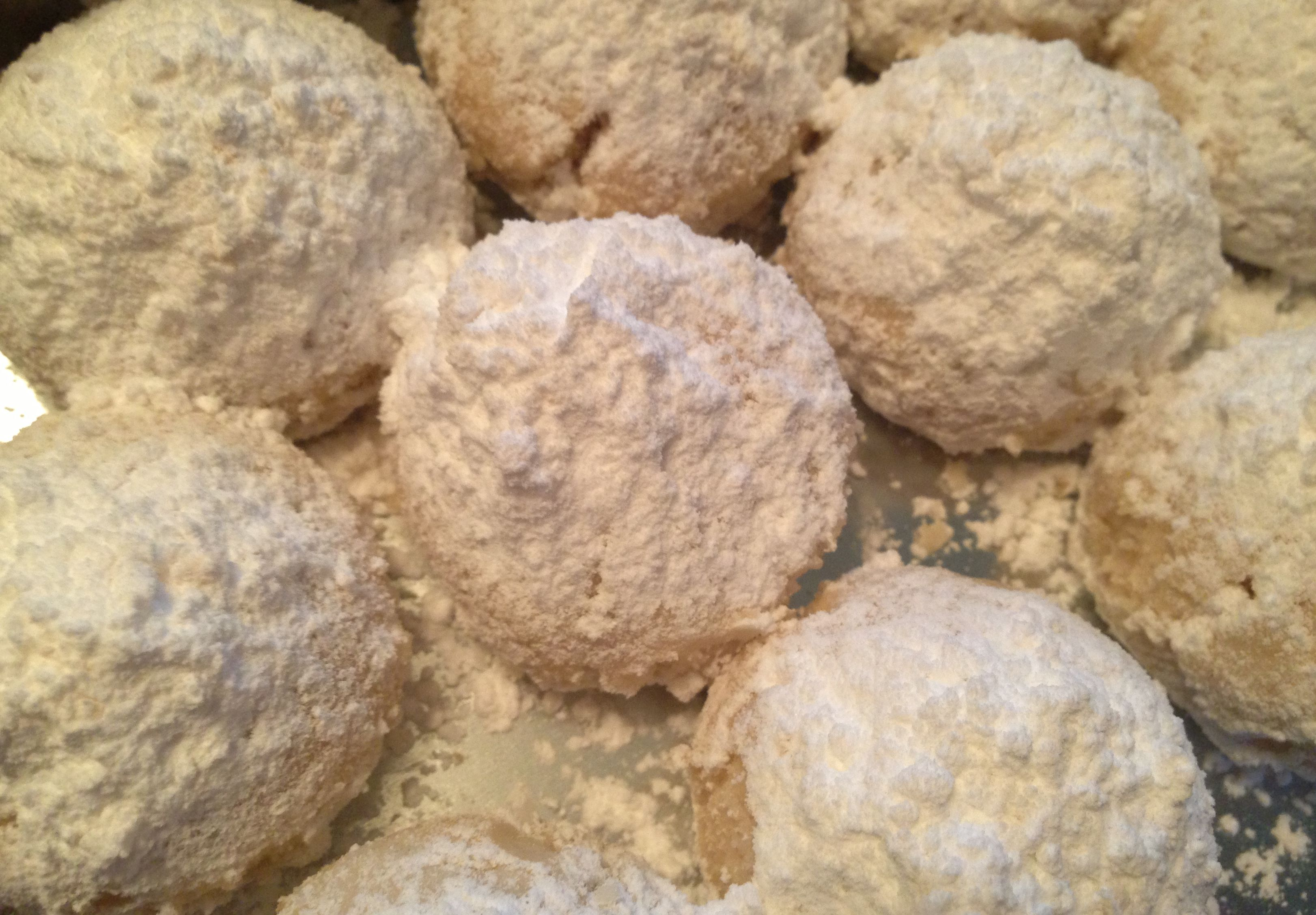 Snowball Cookies/Cookie Balls Recipe