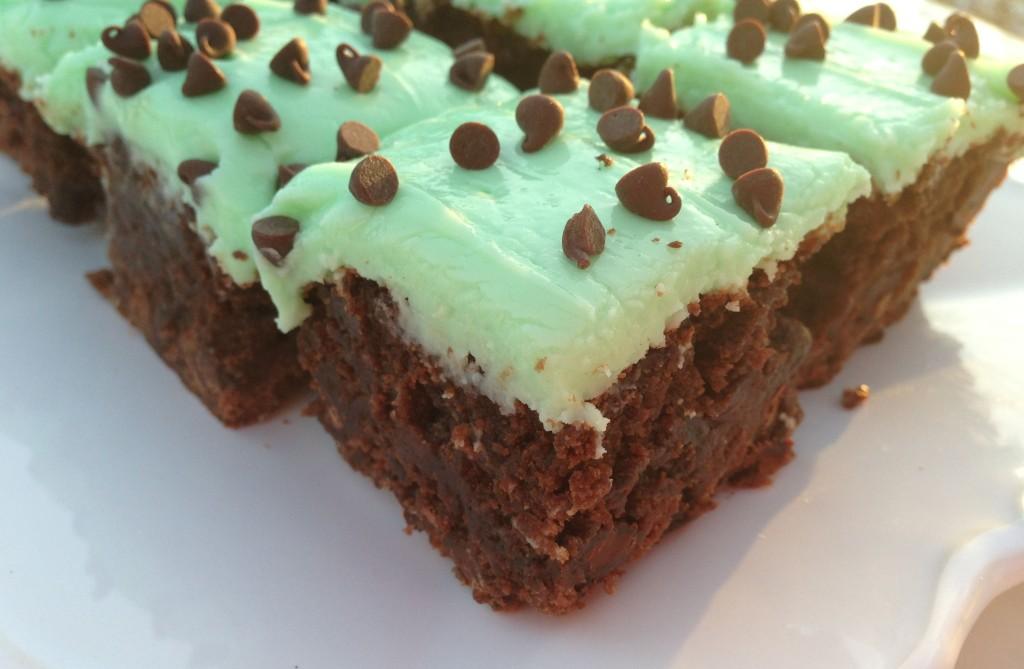 mint brownies 19