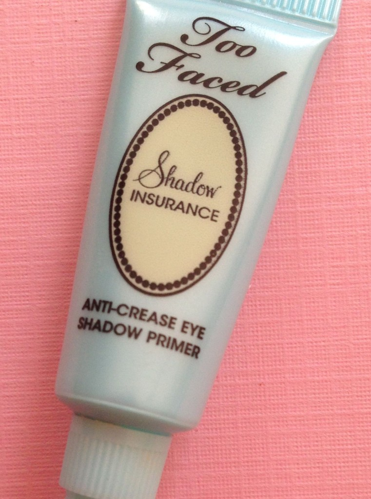 too faced shadow insurnace