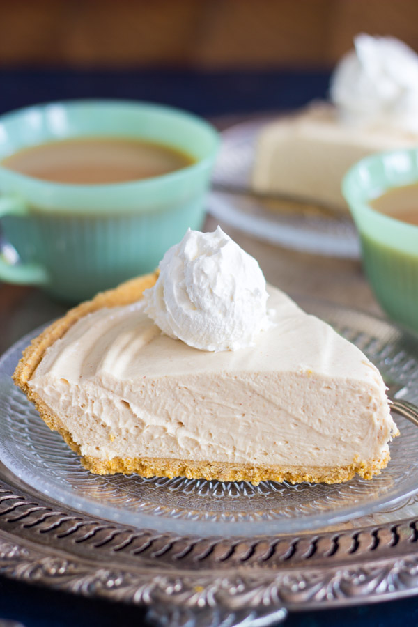 No Bake Peanut Butter Pie (1)