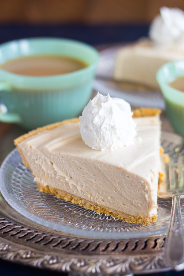 No Bake Peanut Butter Pie (3)