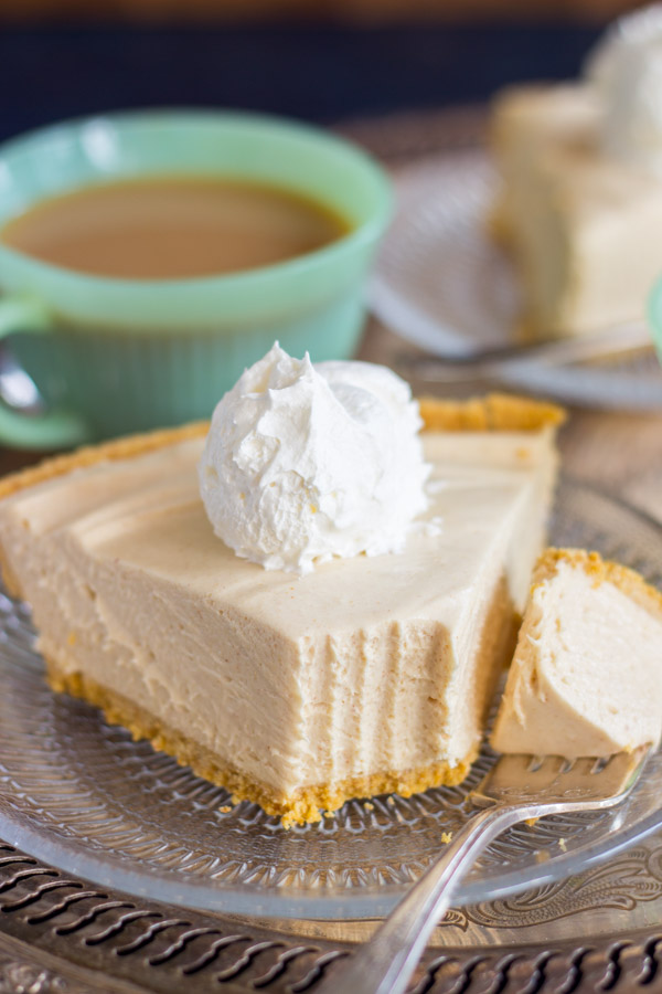 No Bake Peanut Butter Pie (7)