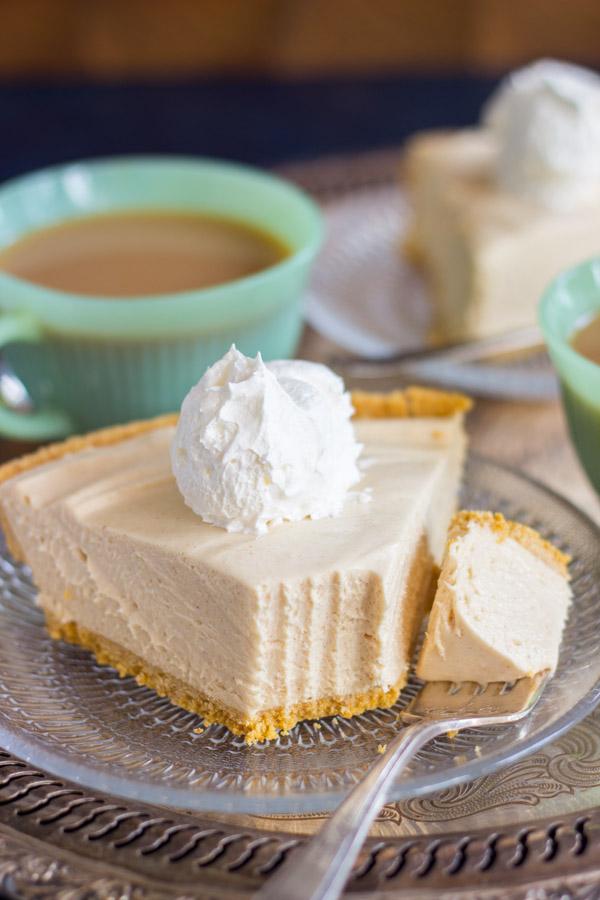 No Bake Peanut Butter Pie (8)