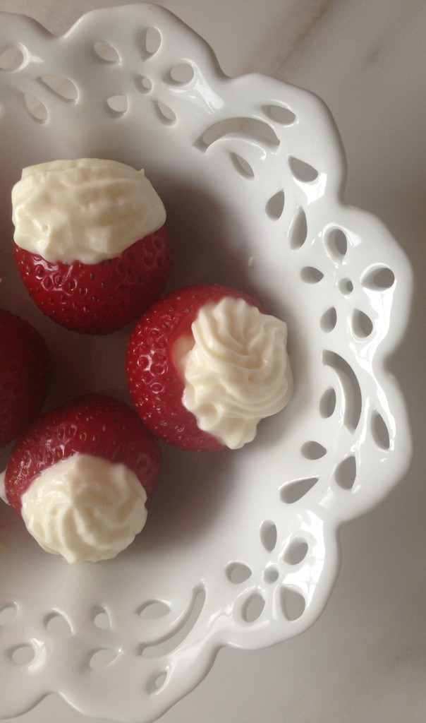 stuffed strawberries 13