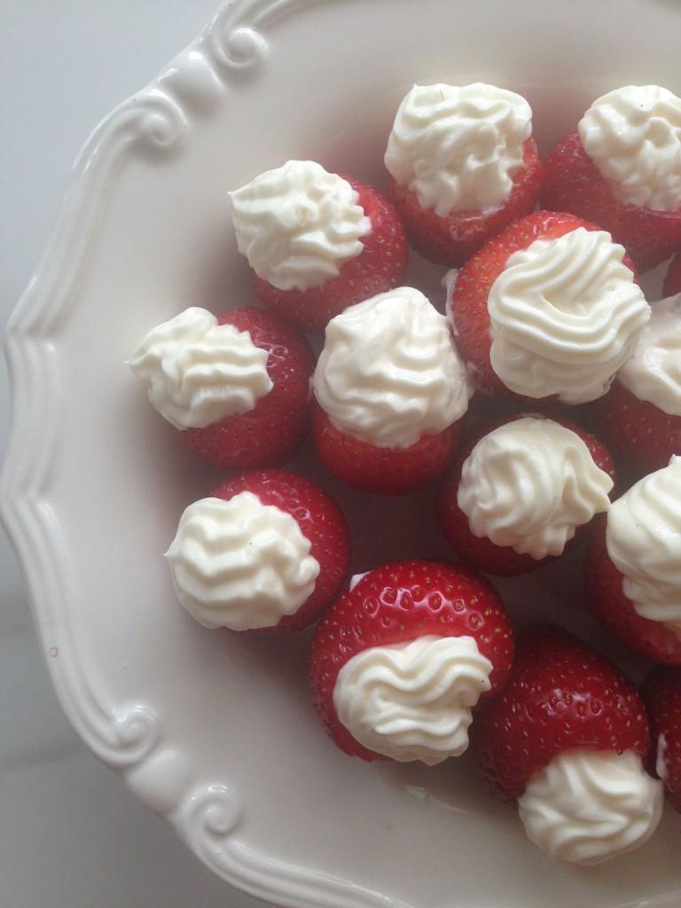 stuffed strawberries 3