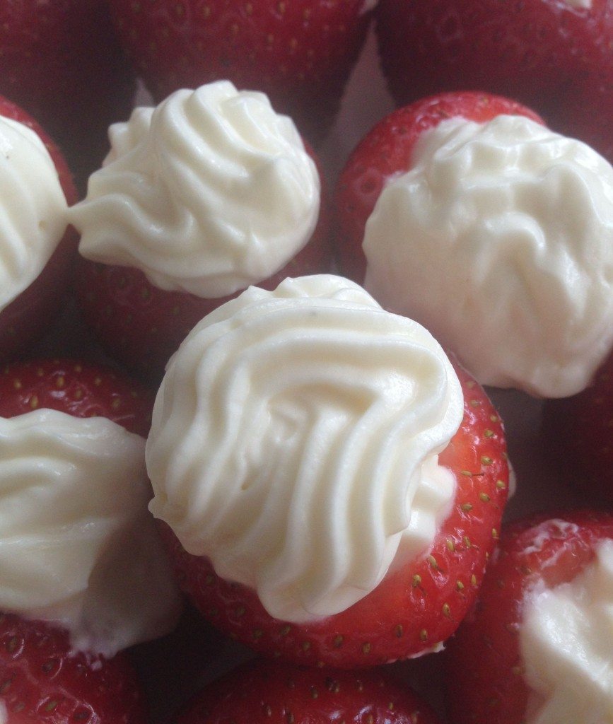 stuffed strawberries 6