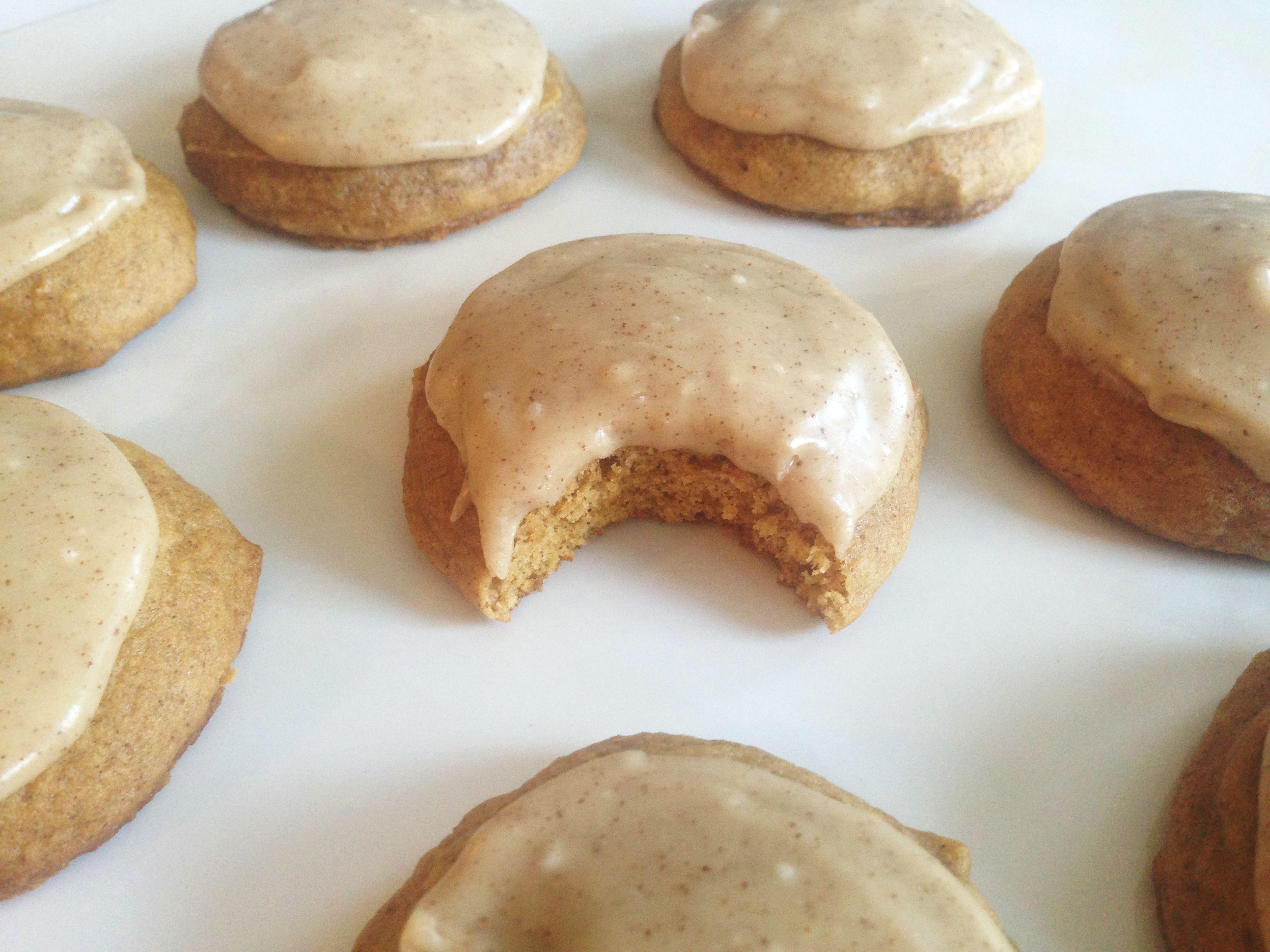 Pumpkin cookies no butter recipe