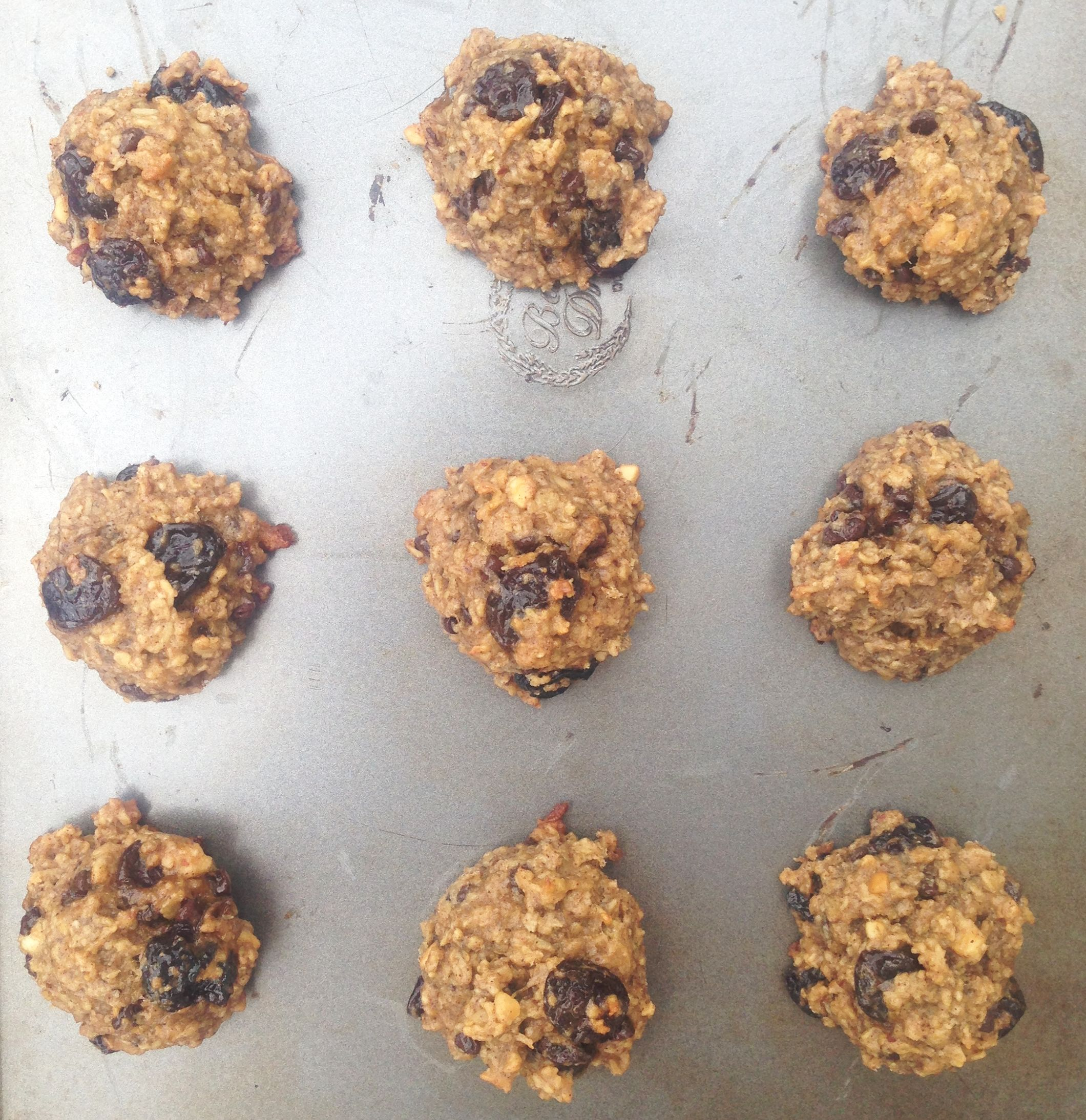 Breakfast Cookies from the Seriously Delish Cookbook by How Sweet Eats