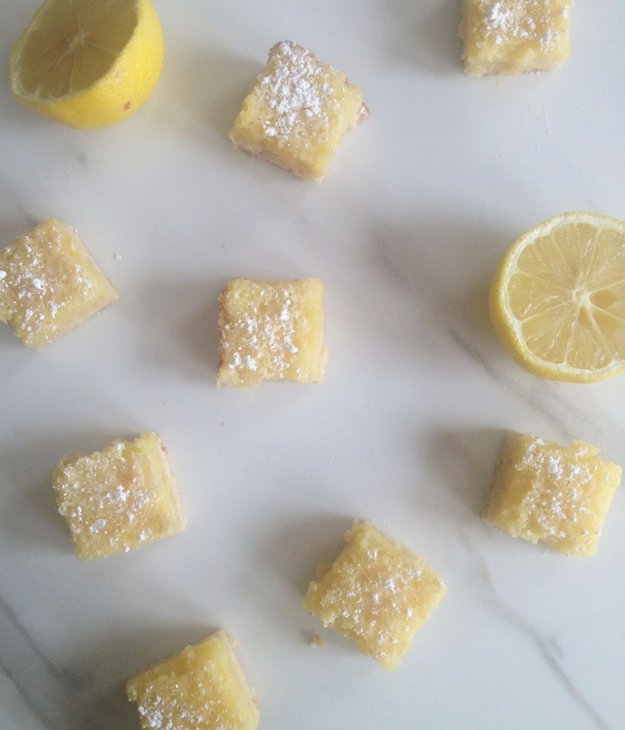 lemon bars 7