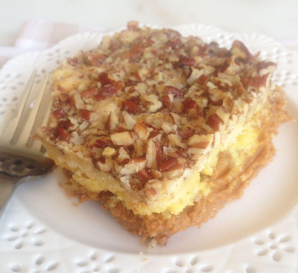 Cake Mix And Pumpkin Pie Filling Recipe