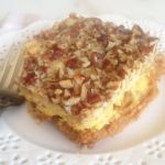pumpkin upside down cake mix cake pecans streusel 1 (4)