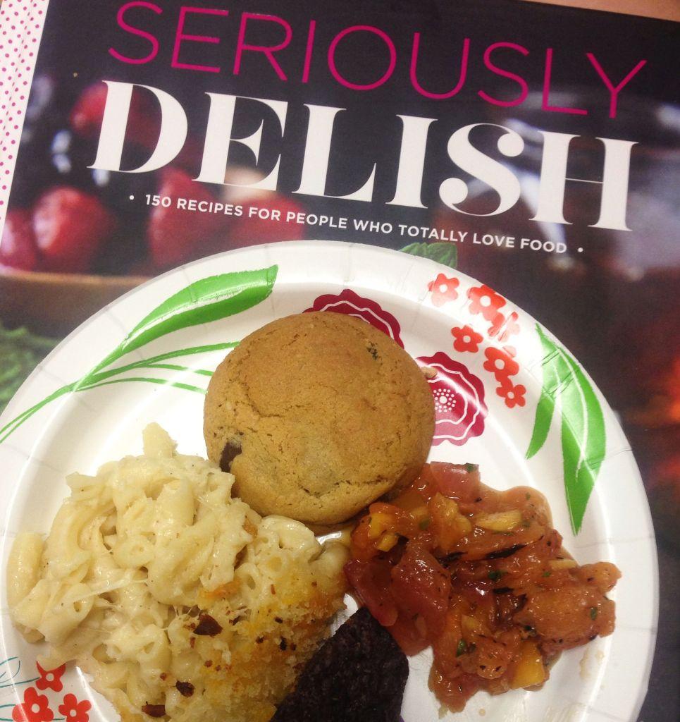seriously delish