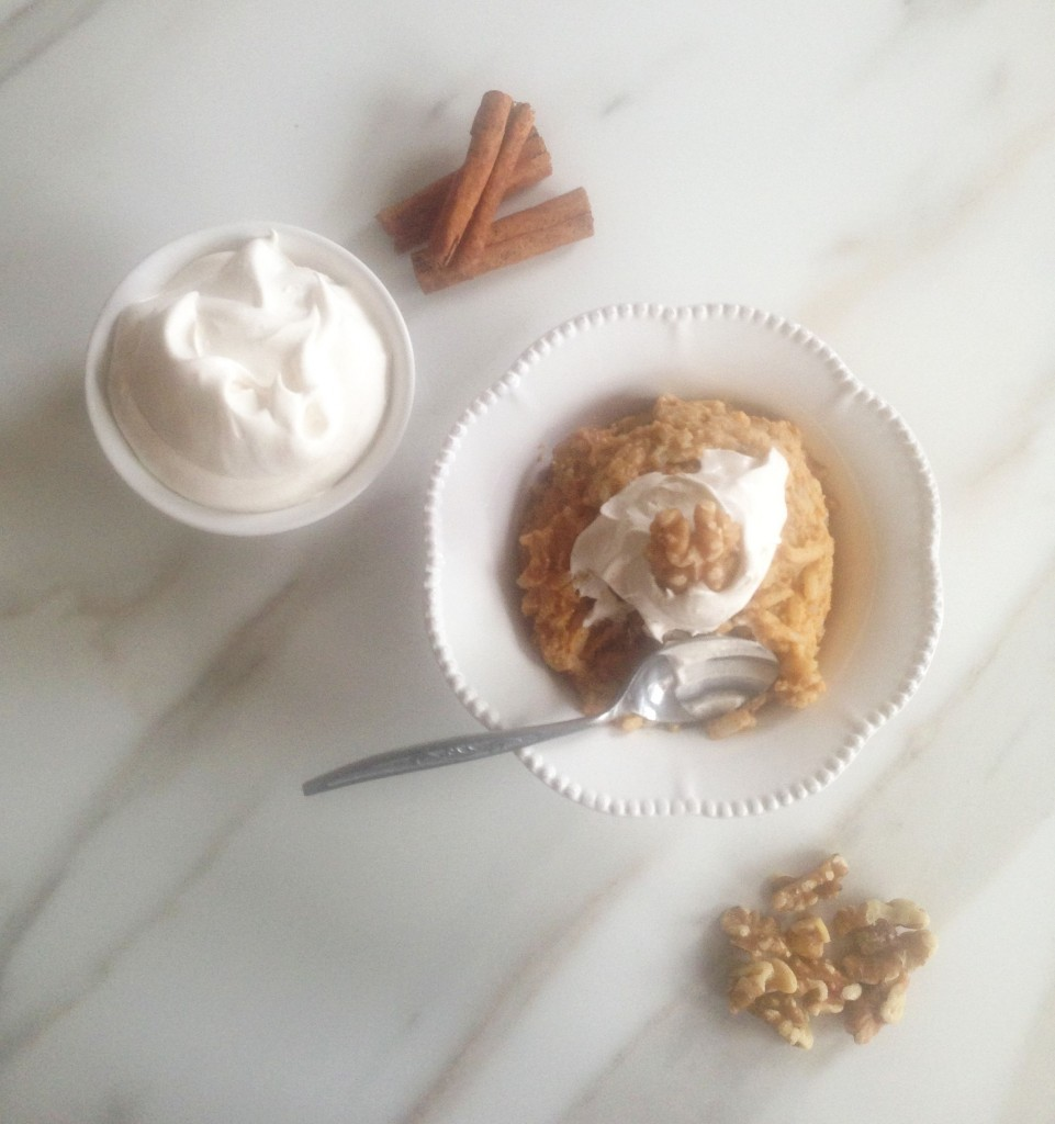 Brown Sugar Pumpkin Brown Rice Pudding with Maple Cinnamon Whipped Topping 13