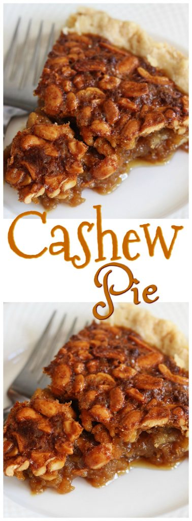 Cashew Pie pin