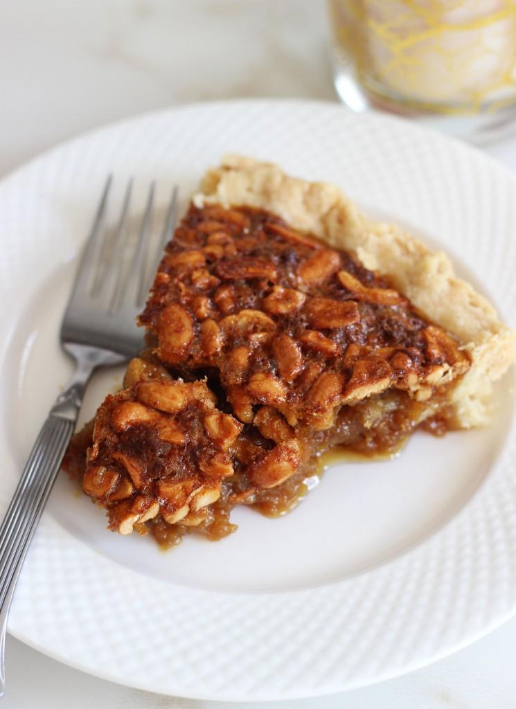 deep dish cashew pie 7