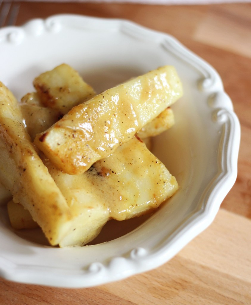 honey mustard glazed roasted parsnips 15