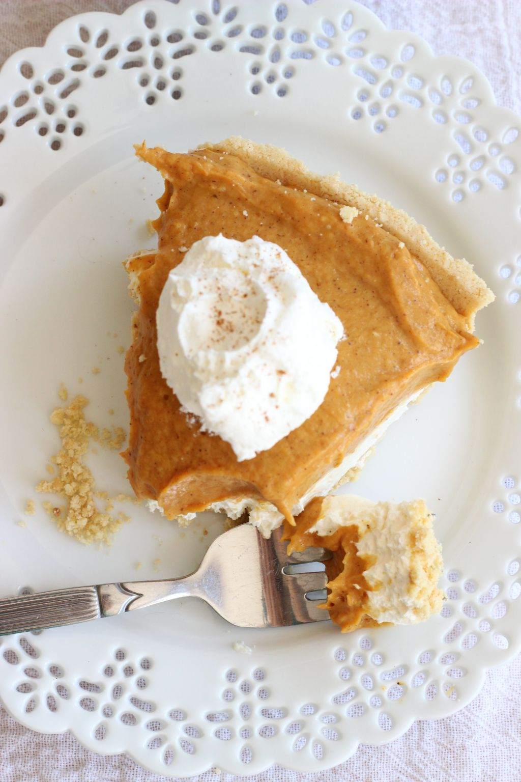 Double Layer Pumpkin Cheesecake – 2 Ways! Part 2 – The No Bake ...