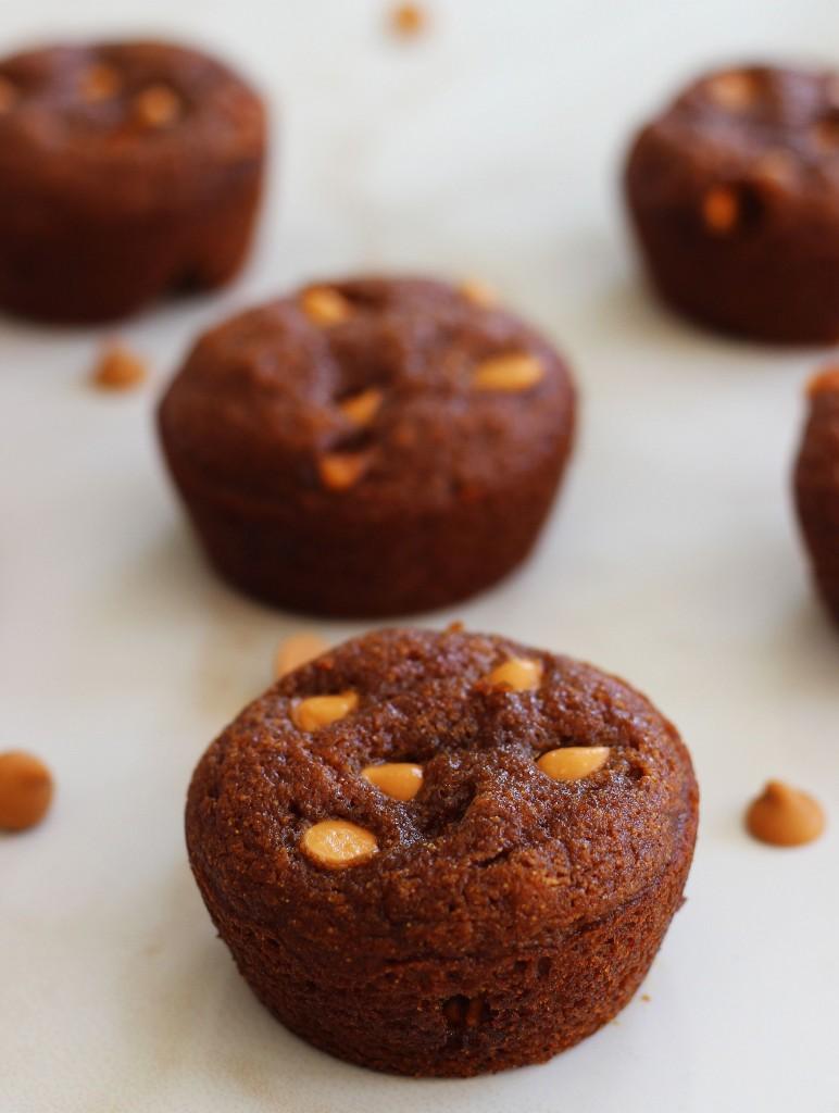 pumpkin honey muffins with butterscotch 10