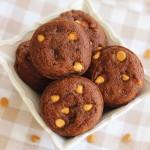 pumpkin honey muffins with butterscotch 13