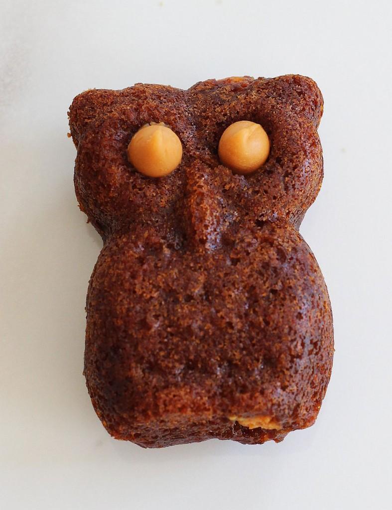 pumpkin honey muffins with butterscotch 17