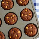 Pumpkin Honey Butterscotch Muffins