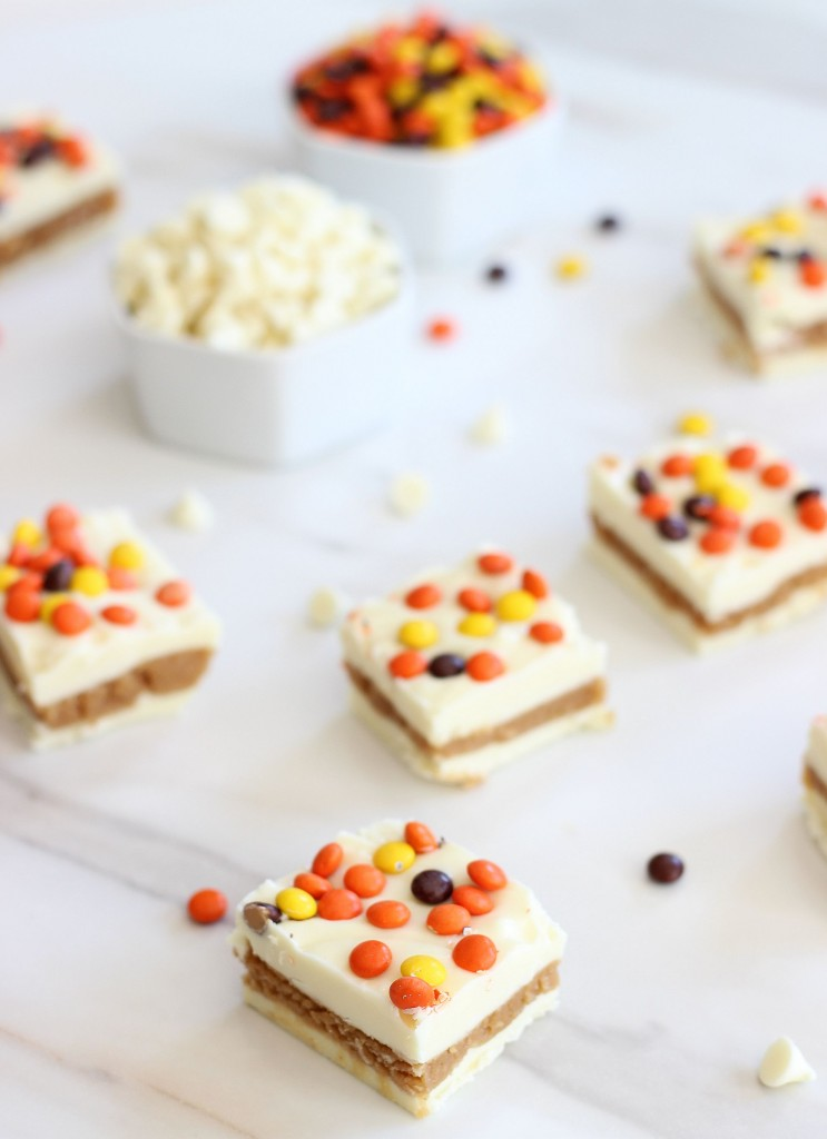 white chocolate peanut butter truffle bars 6