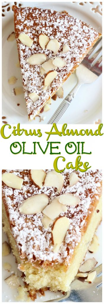 Citrus Almond Olive Oil Cake pin 1