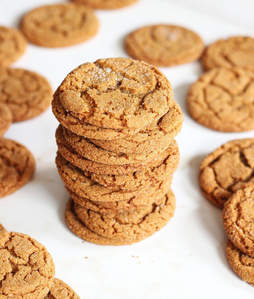 cracked top ginger cookies 19