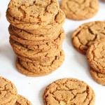 Cracked Top Ginger Cookies – Updated