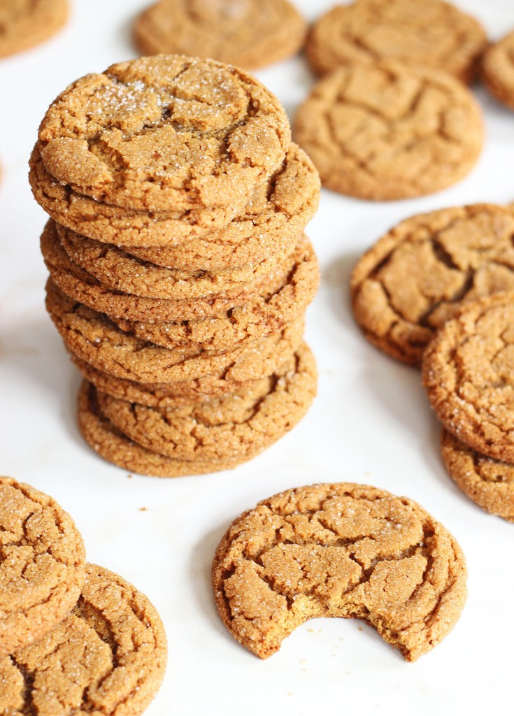 cracked top ginger cookies 20