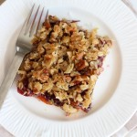 Cranberry Orange Coconut Oatmeal Cookie Bars