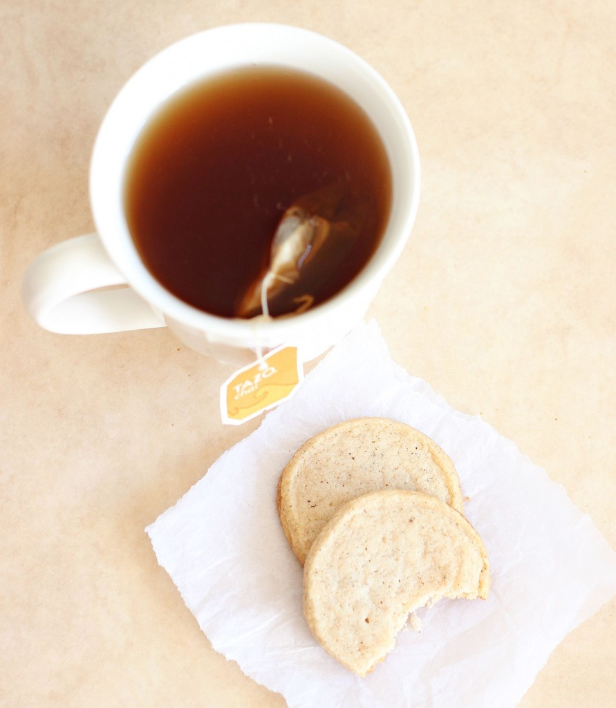 pumpkin pie spice chai tea shortbread cookies 11