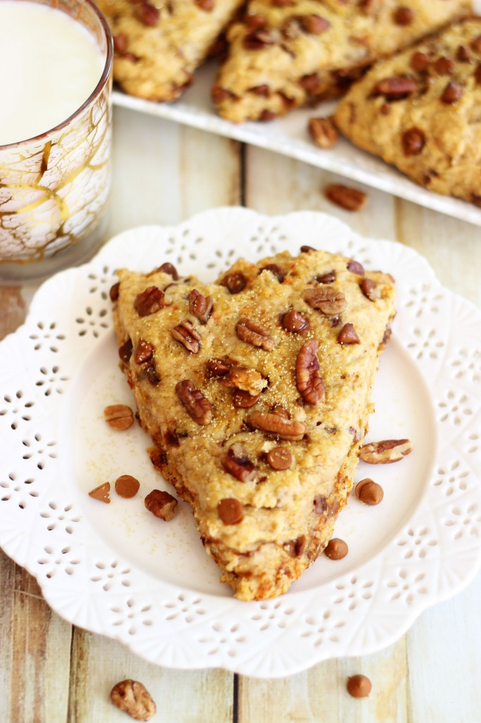 sweet potato pecan pie cinnamon chip scones 12