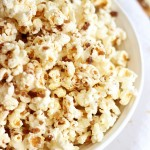 Brown Butter Cinnamon Kettle Corn