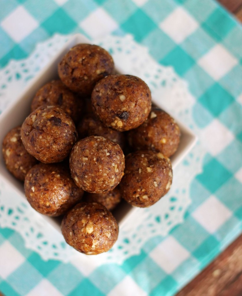prune apricot and walnut energy bites 11