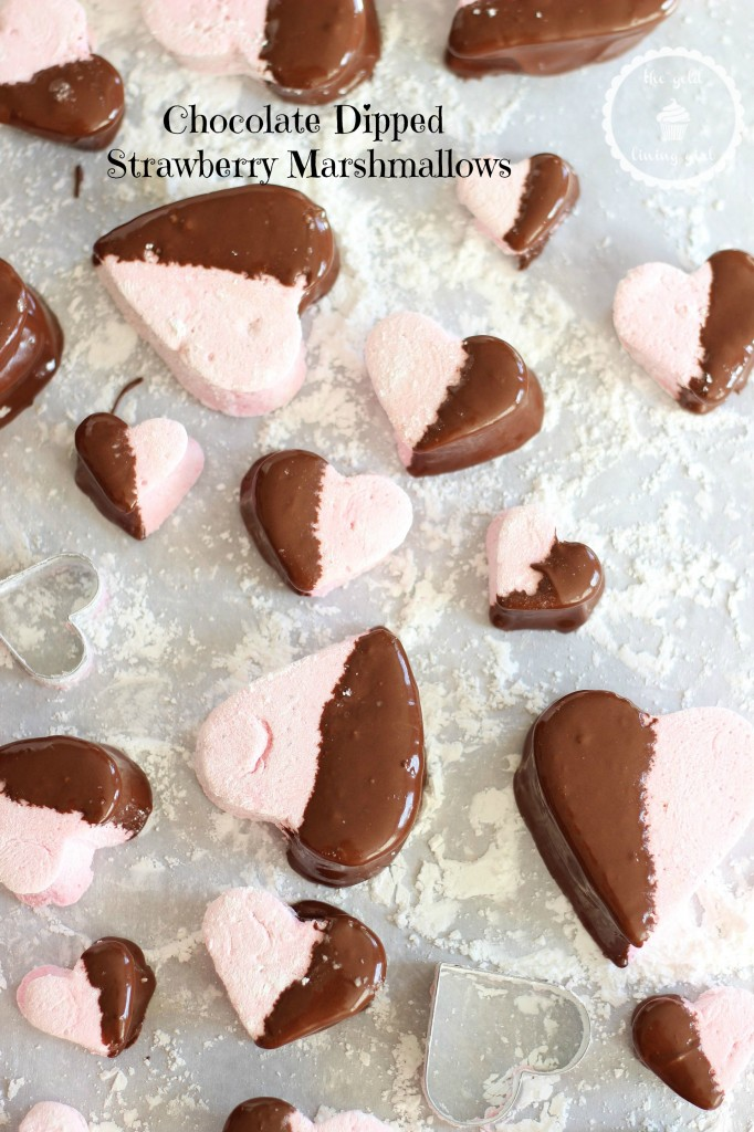 chocolate covered strawberry marshmallows 32 pin