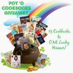 Pot O' Cookbooks Giveaway!