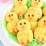 Easter Chicks Lemon Cookies {VIDEO!}