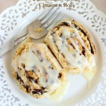 Fig & Walnut Orange Cinnamon Rolls