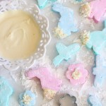 White Chocolate Dipped Coconut Marshmallows