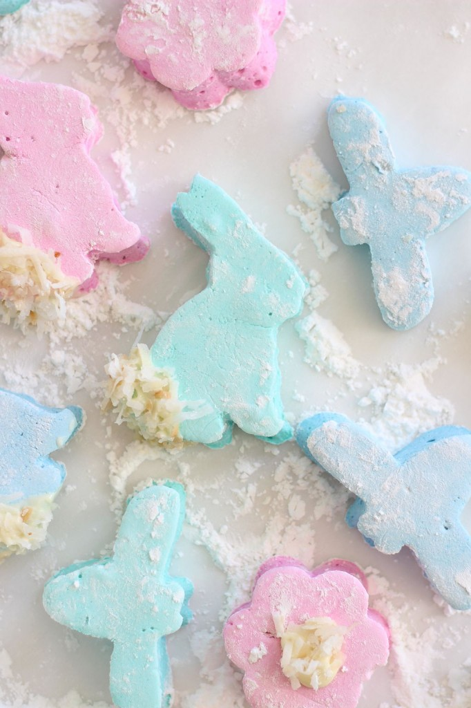 white chocolate dipped coconut marshmallows 20
