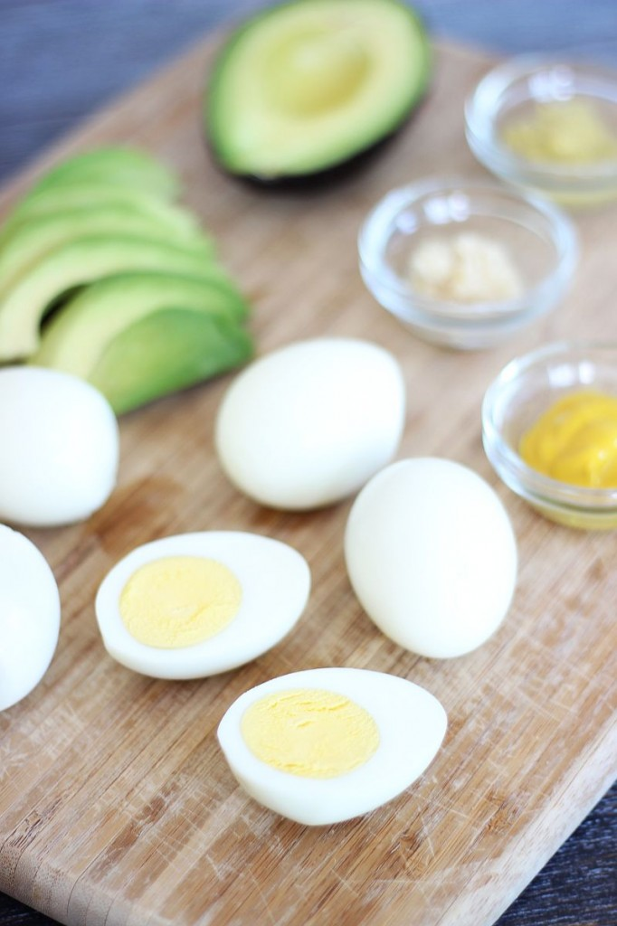 hard boiled egg whites with avocado recipe martha stewart hard boiled ...