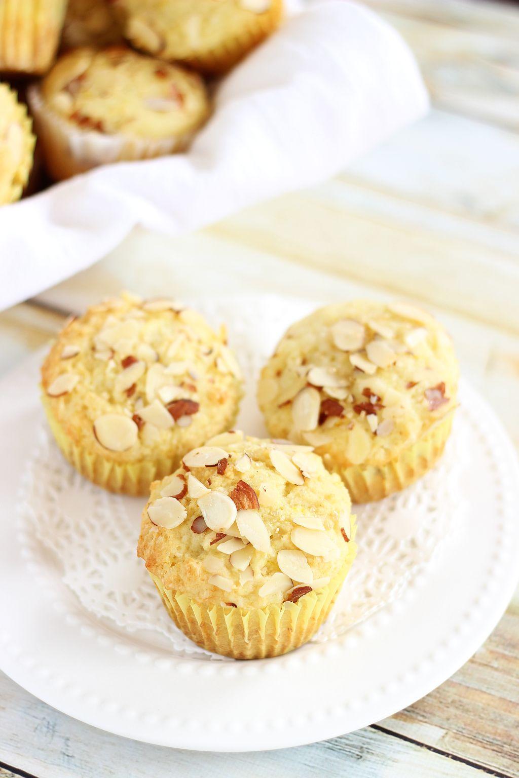 Ricotta Cheese Chocolate Chip Muffins Recipe — Dishmaps