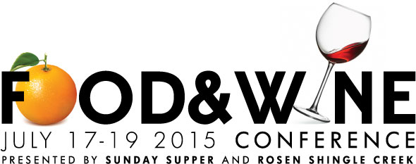 Food & Wine Conference 2015!! #FWCon