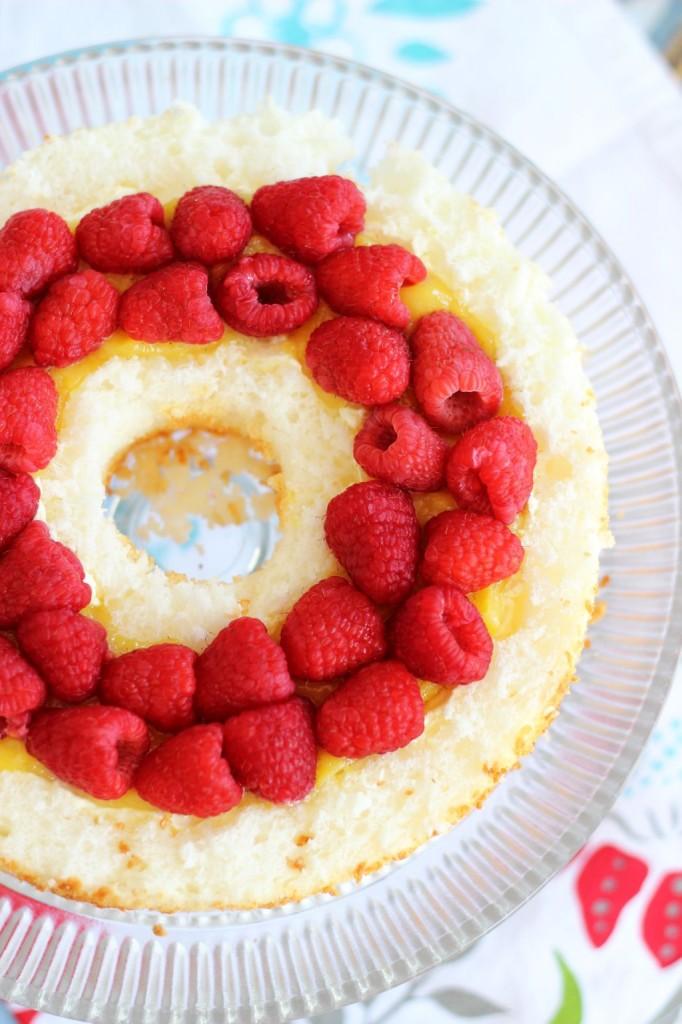 lemon raspberry angel food cake 11